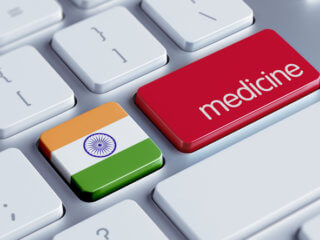 digital health market India