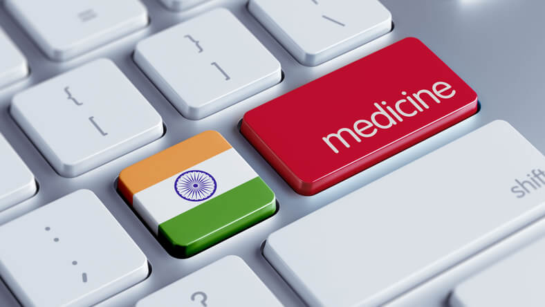 Digital health, eHealth, mHealth market in India