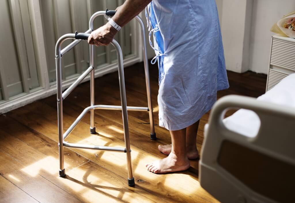 robots in elderly healthcare