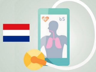 digital health, eHealth, mHealth startups in Netherlands