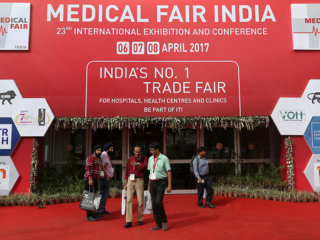 Medical Fair India - Top 10 medical trade shows worldwide