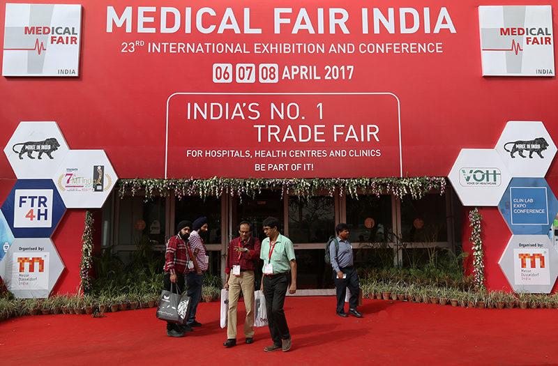 Medical Fair India - Top 10 medical trade shows worldwide