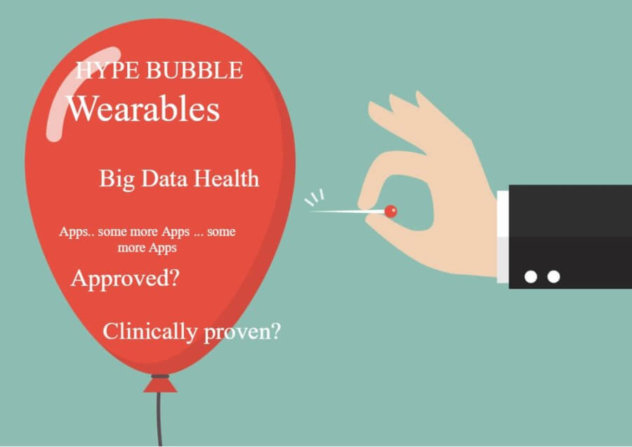 wearable big data hype