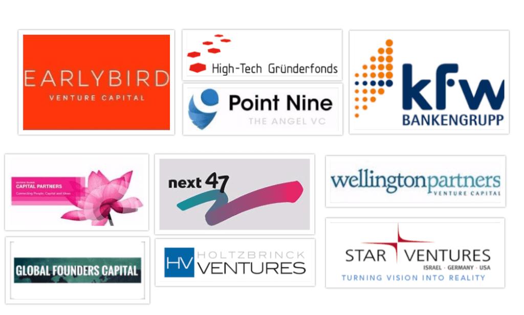Top 10 Venture capitalists in Germany