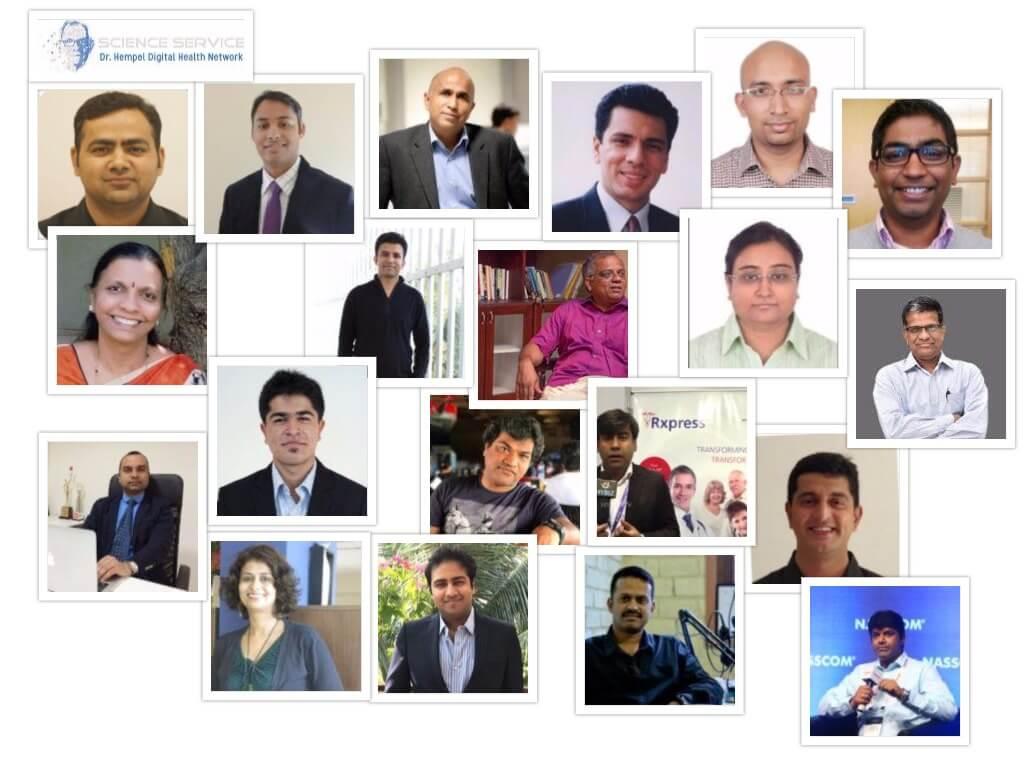 20 digital health entrepreneurs transforming healthcare in India