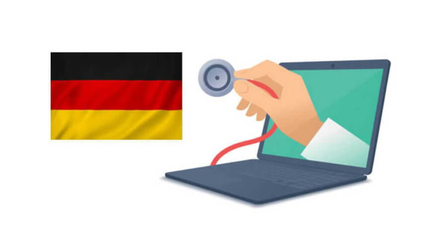 5 fastest growing market segments for digital health in Germany
