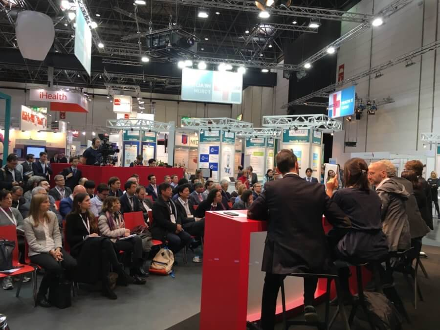 MEDICA Health IT Forum 2017