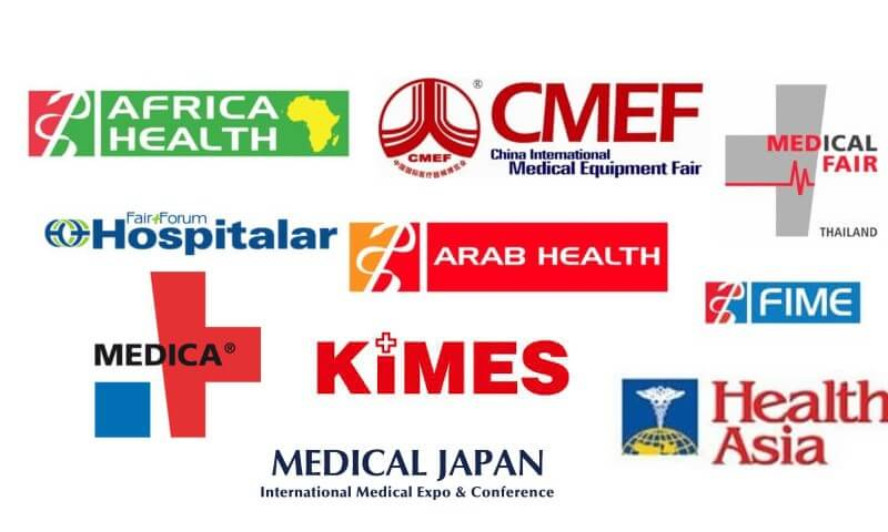 Top 10 medical trade shows worldwide