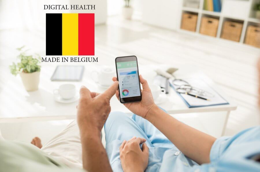 10 Innovative digital healthcare, eHealth, mHealth startups in Belgium