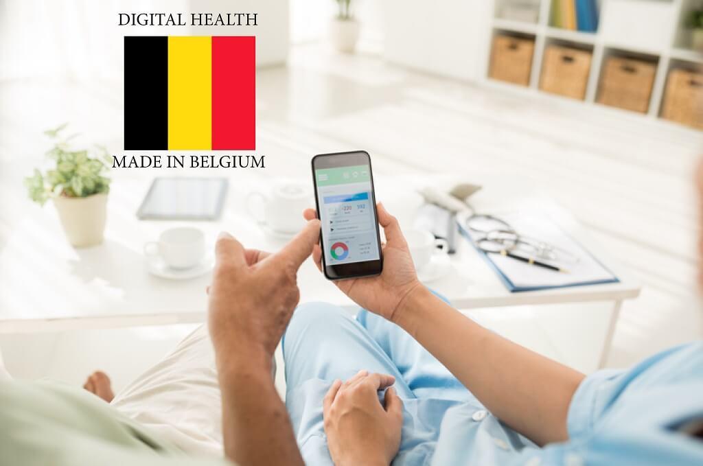 10 Innovative digital healthcare, eHealth, mHealth startups in Belgium