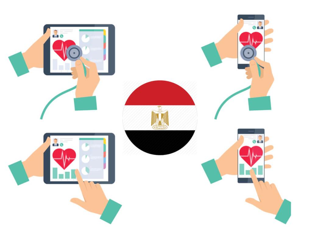 10 Innovative digital healthcare, eHealth, mHealth startups in Egypt