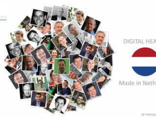 27 digital health innovators - CEOs in the Netherlands