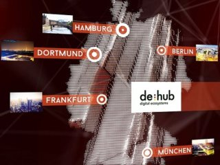 german digital hub initiative