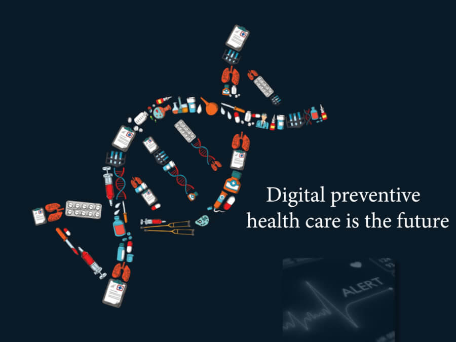 digital epidemiology in digital preventive healthcare