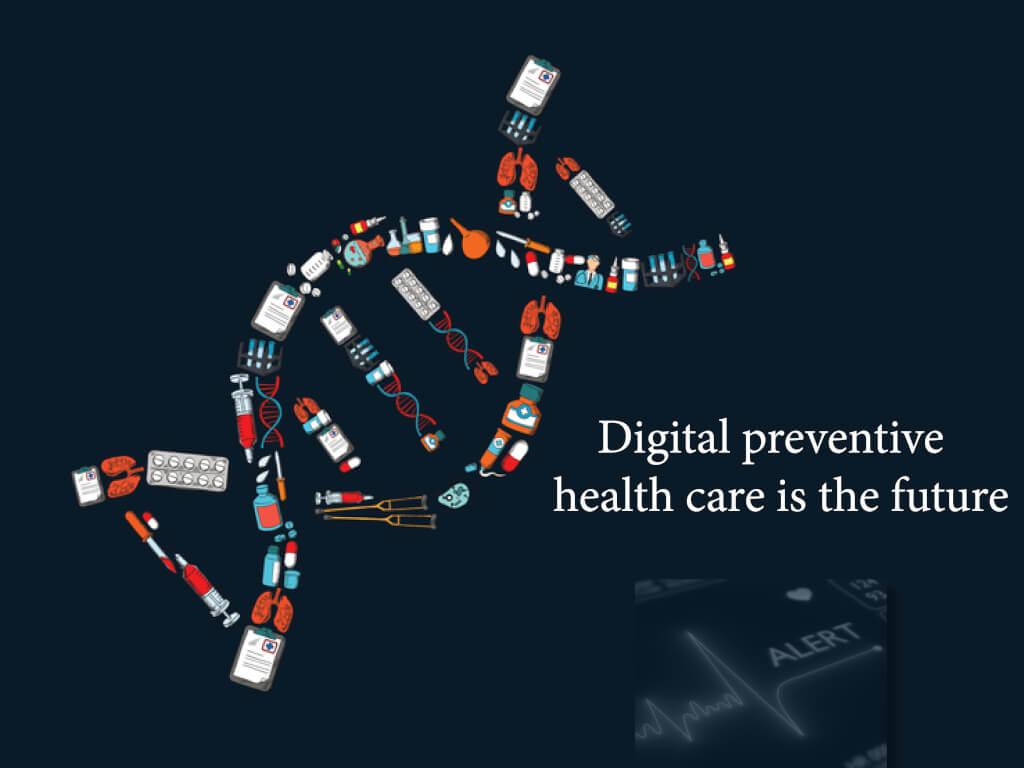 digital epidemiology in digital preventive healthcare