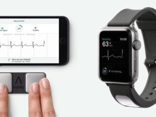 ekg reader in digital health