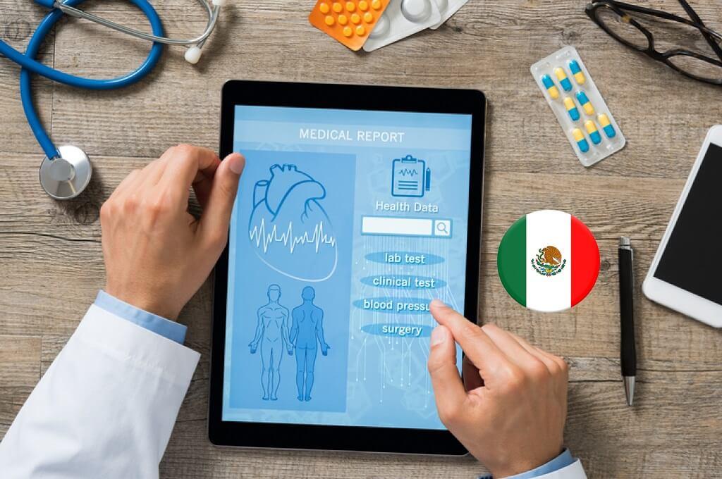 15 Innovative digital health, eHealth, mHealth startups in Mexico