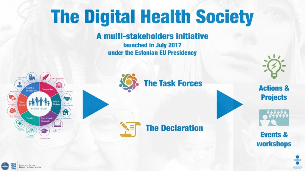 The Digital Health Society Declaration by the EU