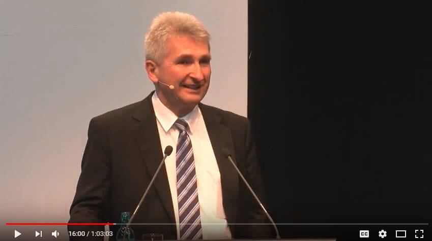 Video: Digital Health: new Trends & disruptive Technologies Prof. Dr. Andreas Pinkwart