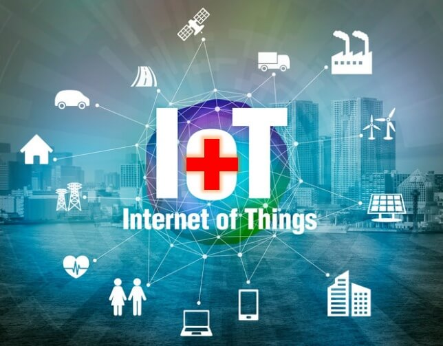 IoT in digital preventive healthcare
