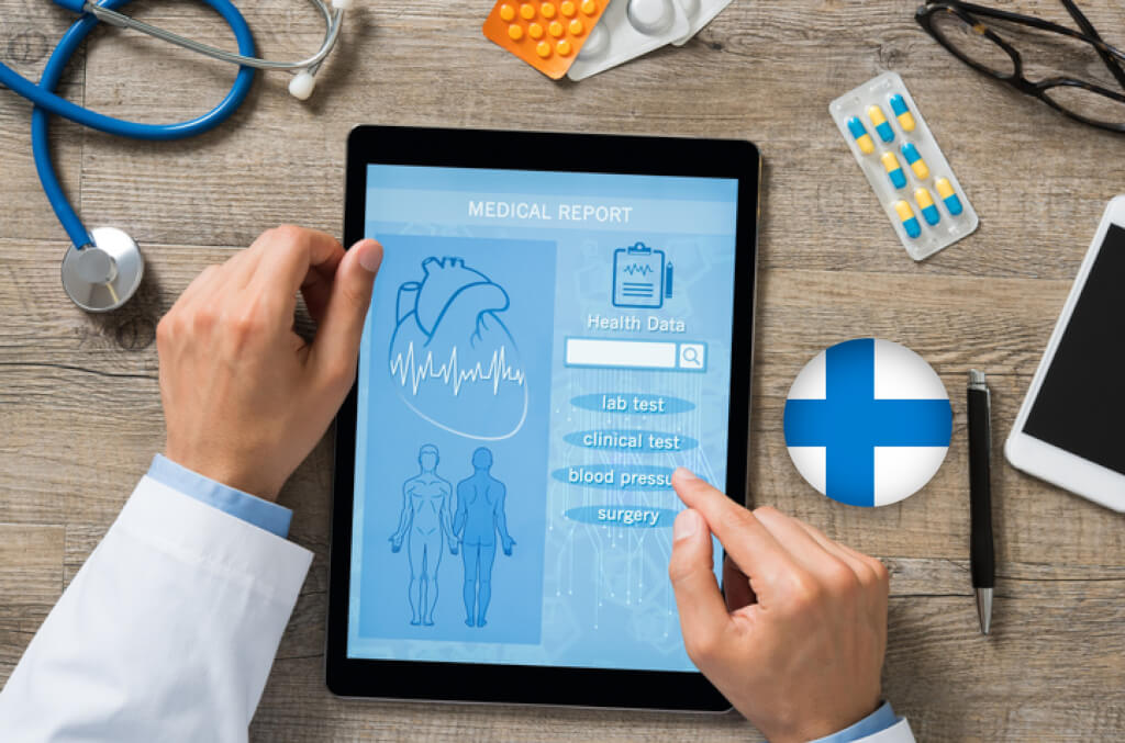 124 Innovative digital health, ehealth, mHealth startups in Finland