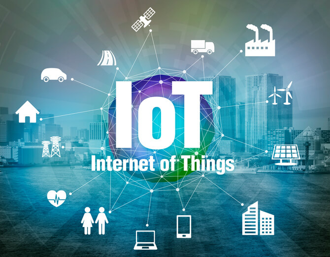 IoT in digital preventive healthcare