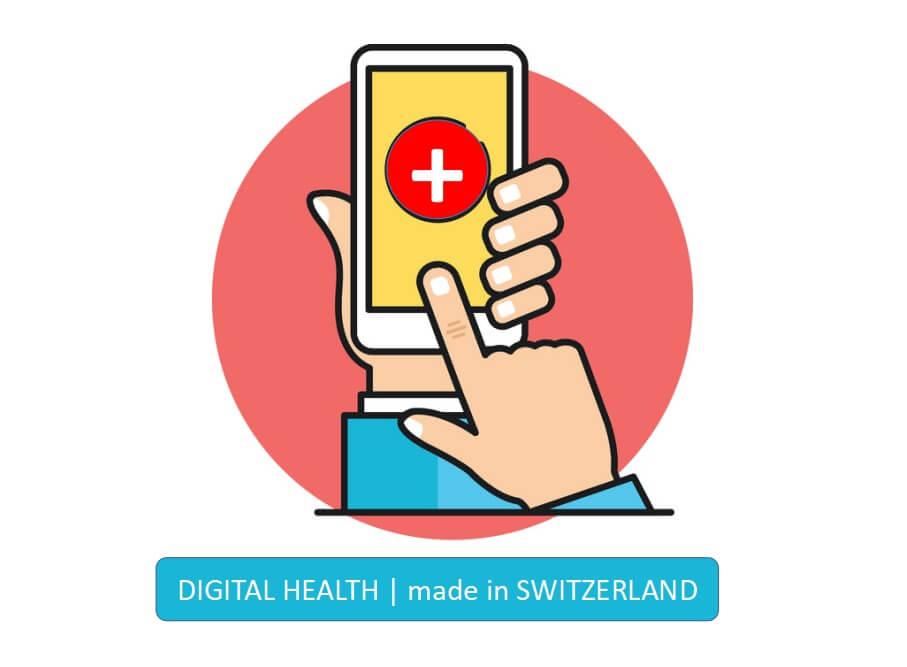 101 Innovative digital health, eHealth, mHealth startups in Switzerland