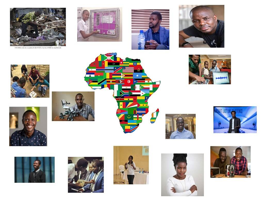 digital health, healthcare innovators in Africa