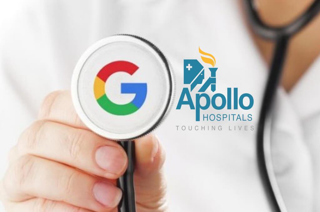 Google symptom search feature