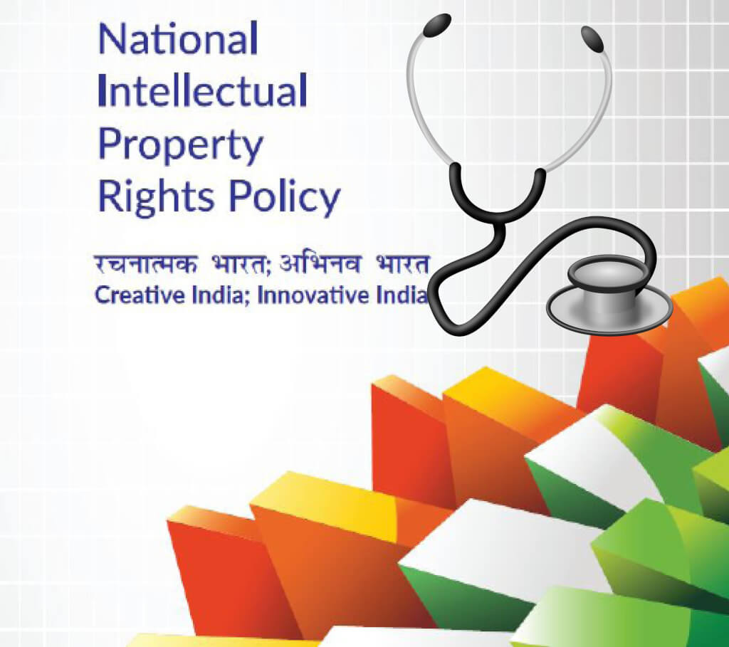 Digital health intellectual property rights in India
