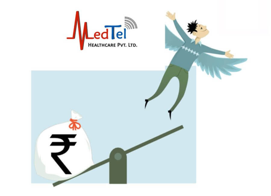 healthcare startup financing in India