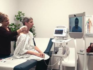 telemedicine robot for virtual consultation