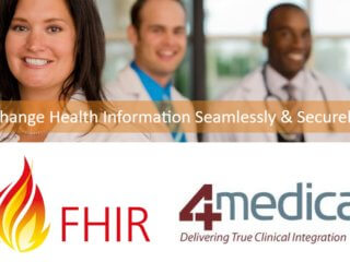 clinical data repository for health information exchange