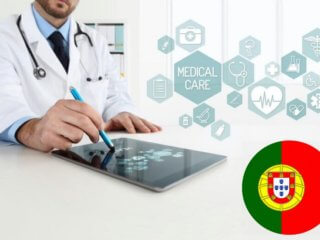15 Innovative digital healthcare, eHealth, mHealth startups in Portugal
