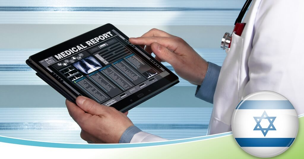 Israel digital health database