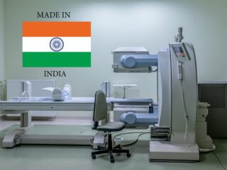 medical device market in India
