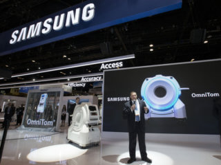 Samsung innovative ultrasound system