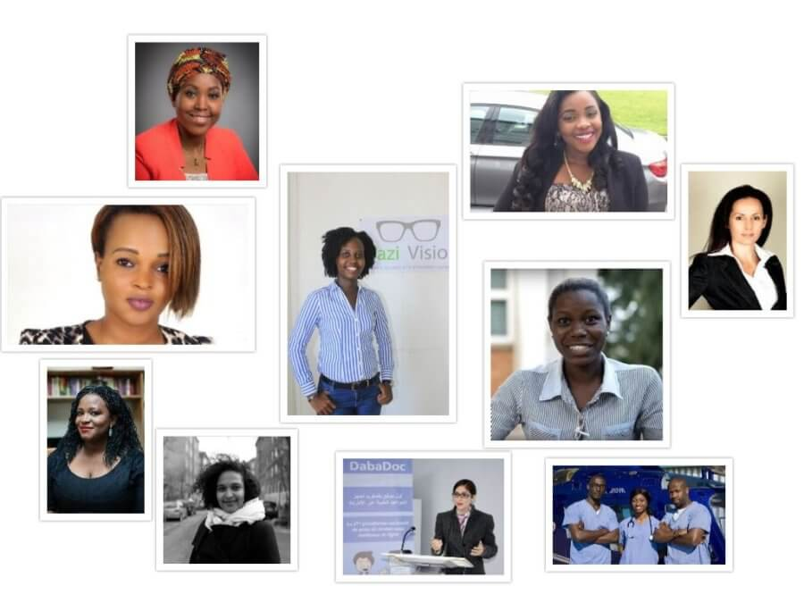 10 Successful women digital health entrepreneurs in Africa