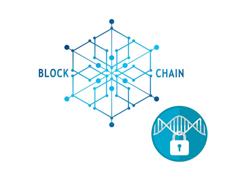blockchain in genome data management