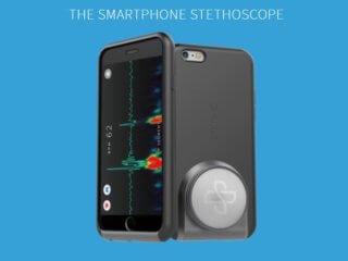 smartphone-based digital stethoscope