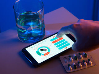 medication safety with digital applications