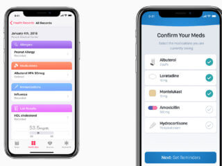 Apple announces Health Records API