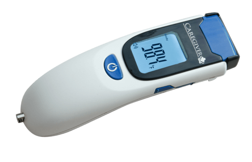 contact less thermometer