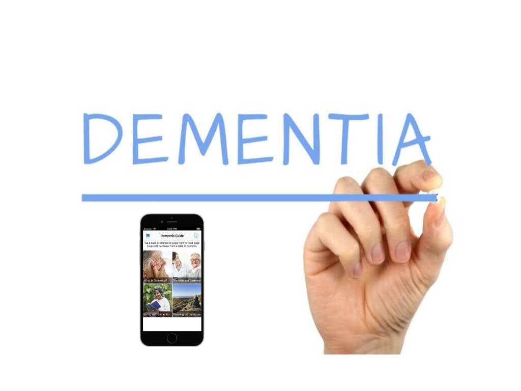 Digital solutions for people with Dementia