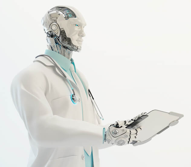 AI replace doctors