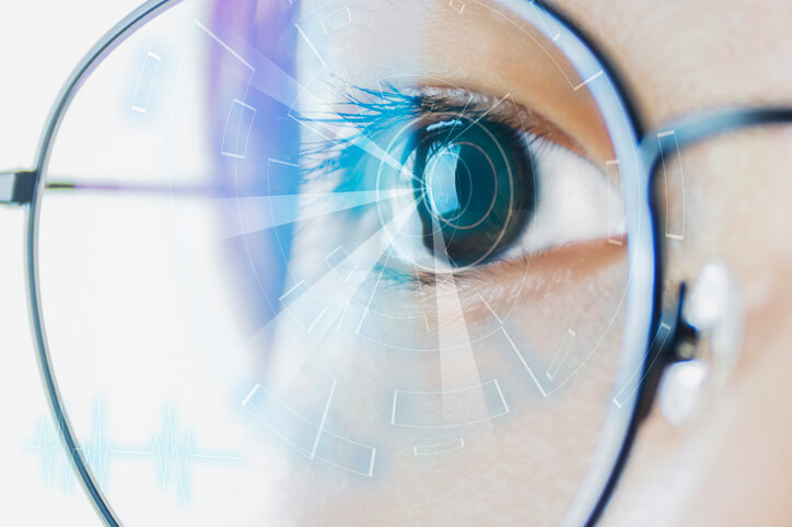 AI-based diagnosis via retina
