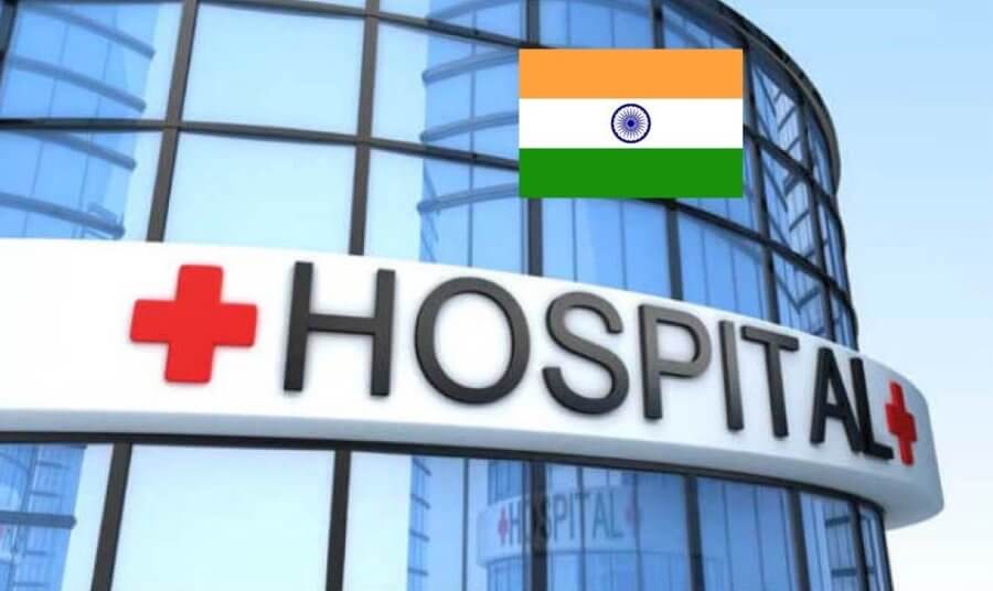 Indian hospital infrastructure market