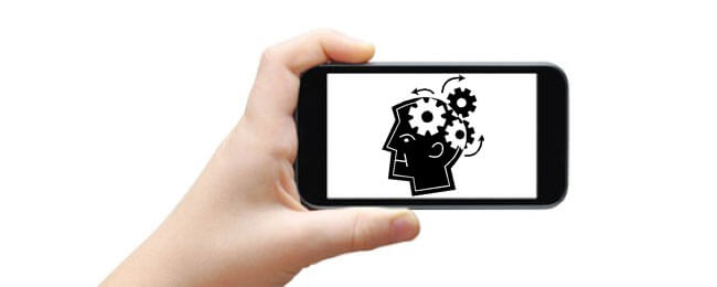 mobile apps for people with mental illness