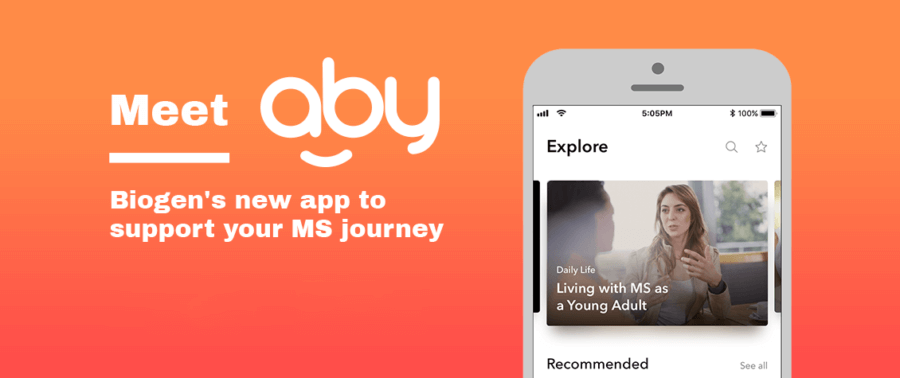 mobile app for multiple sclerosis patients
