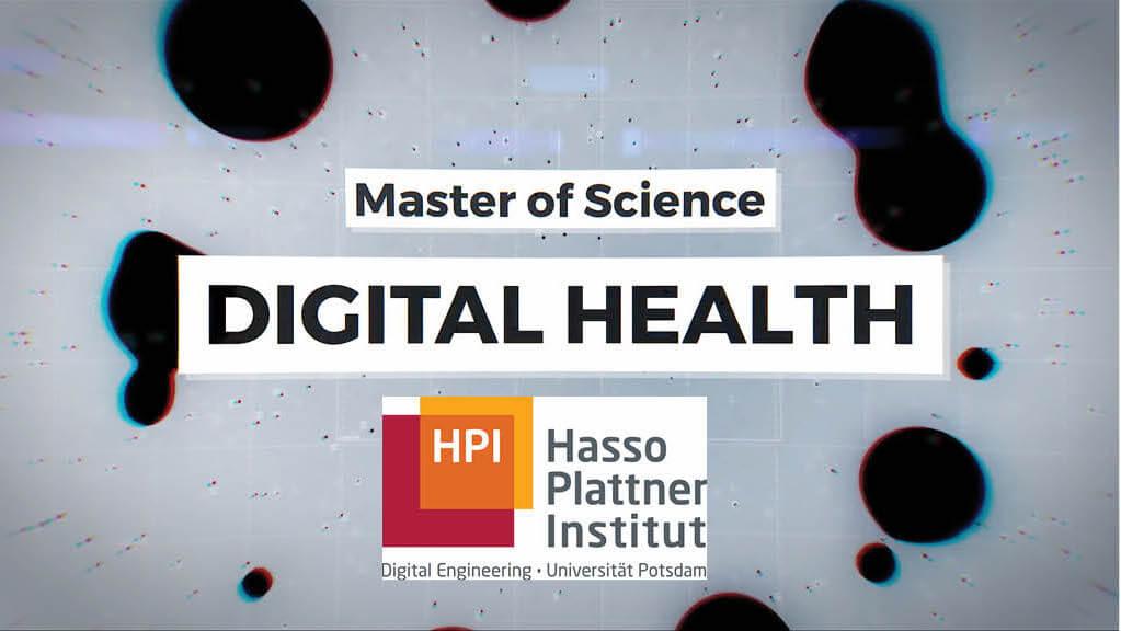 master's program in digital health